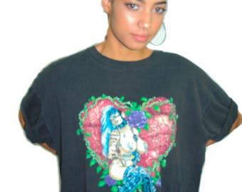Vintage DANZIG Shirt 1994 Little Whip Concert shirt Band tee Heavy Metal Danzig Shirt Danzig Tee The Misfits Shirt Samhain Shirt Misfits XL