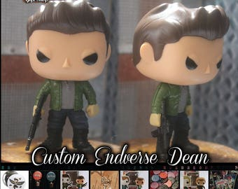 Supernatural EndVerse Dean Winchester - Custom Funko pop toy