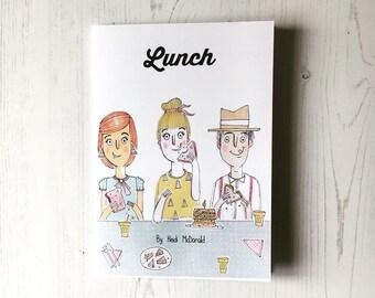 Zine - Lunch