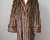 Full Length Mink Coat / V...