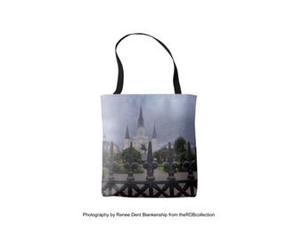 Dreamy St. Louis Cathedral Tote
