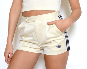 Deadstock 70's ADIDAS Gym Shorts Sz S