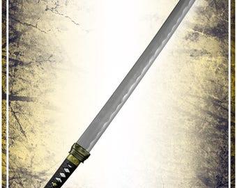 Musashi Wakizashi II - Calimacil