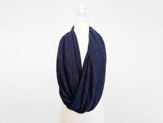Infinity Scarf / Jersey or Sweater Knit