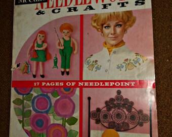 McCall's Needlework & Crafts Magazine, Spring/Summer 1970