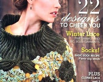 Interweave Crochet Magazine, Winter 2011