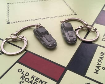 Monopoly Car Keyring / Keychain