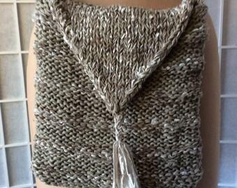 Taupe Beige Bag, Special Occasion Bag, Elegant WomansPurse, WeddingPurse, Spring Summer Bag,