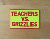 TEACHERS VS. GRIZZLIES st...