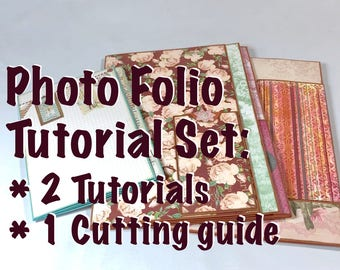 Tutorial #34: Photo Folio Tutorial Set