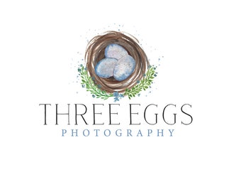 Logo Design Branding, Photography Logo, Small Business Logo, Custom Logo, Logo Design Package, Affordable Logo, Nest Logo, Logo Branding