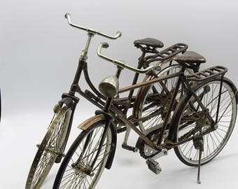 Miniature Bicycles, Scale Models of Bicycles, Men's and Women's Bicycle