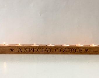 candle holder, candle holder wood, wooden candle holder, candle holder centerpiece,  candle holder wedding, tea light holder, candle holder