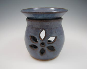 Pottery Wax Melter ~ Scented Wax Melter ~ Ceramic Wax Melter ~ Wax Warmer ~ Oil Warmer ~ Luminary ~ Candle Holder