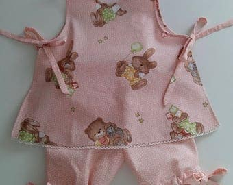 Complete girl sz. 74 (9-12 months)