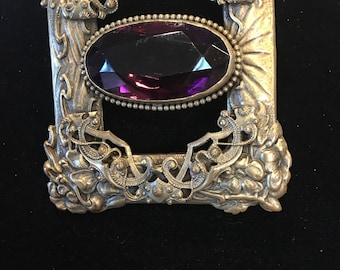 Victorian edwardian brooch pin