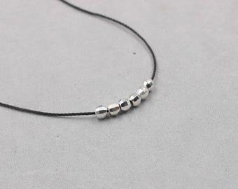 20Pcs, 4mm Faceted Round Sterling Silver Beads -- 925 Silver Bead Charms Wholesale XXSP-S0316