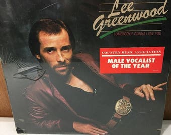 Lee Greenwood Etsy