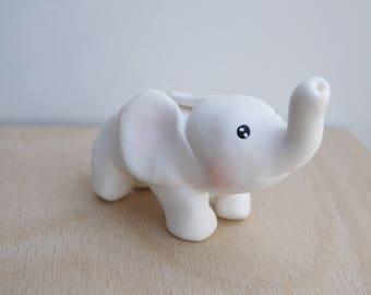 emotional and decorative fetish my white elephant