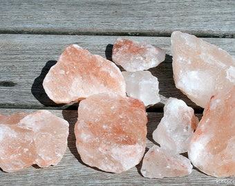 Himalayan Salt | Healing Stone | Healing Crystal | Spiritual Stone | Rough Stone | Gemstone |