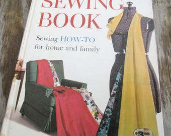 Vintage 1960 Better Homes and Gardens Sewing Book