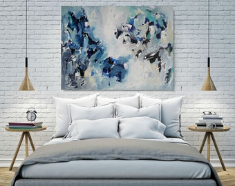 Paintings on canvas abstract painting abstract art extra large large wall art original painting large canvas art acrylic oil painting custom