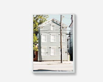 Charleston Print, Photographic Print, Charleston Art, Architecture Photo, Wall Decor, Wall Art, Charleston, Print, Photo, Building Print