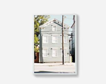 Charleston Print, Photographic Print, Charleston Art, Architecture Photo, Wall Decor, Wall Art, Charleston, Print, Photo, Building Print
