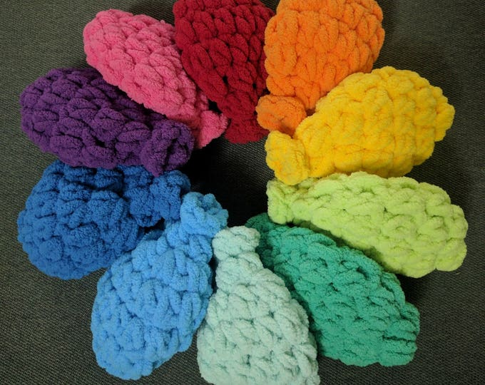 Crochet Reusable 'Water Balloons'