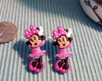 Minnie's Bow-Tique & Friends Stud Earrings