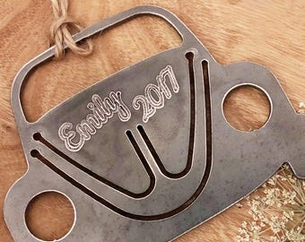 ENGRAVING Personalize your ornament or bottle opener by adding engraving to your order customize wedding gifts engrave names dates year