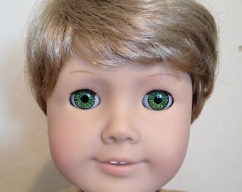 Monique Bebe Blond - Boy doll wig size 10-11