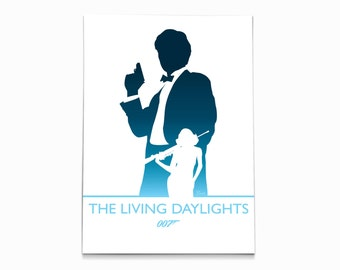 James Bond - The Living Daylights - Digital Download