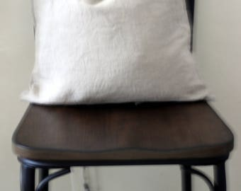 Free Shipping! 100% Linen Pillow Cover with Zipper