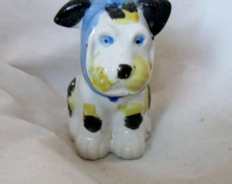 Vintage Occupied Japan Dog Figure