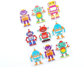 Robot stickers | robots
