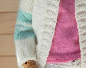 Cardigan for MSD, Minifee