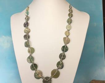 Roman Glass Beads Ancient Antique OOAK    RG-150