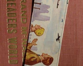 Vintage Book Mark