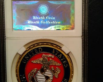 U.S. Marine Collectable Coin