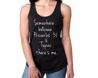 Bible verse tank top, Bible tank top, Proverbs Clothing, Proverbs 31, Strong Woman Tank, Workout Tank, Rap Verse Tank, Funny Workout Tank