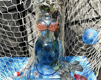 A Shimmering Mermaid