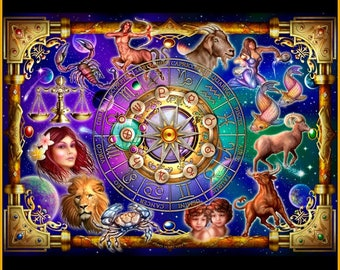 TAROT READING Horoscope Reading Astrology Reading Star Sign Reading Zodiac Reading  EIGHT Questions Answered Same Day By Email