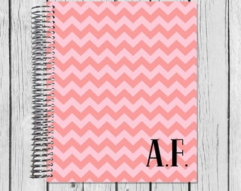 2018 Planner|Weekly| Agenda |8.5 by 11|Monthly Planner|large planner| Month on 2 pages|Academic Planner|School Planner| College Planner