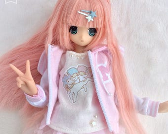 Kitty Hoody and T-shirt for Azone Pureneemo S/M Body !PRE-ORDER!