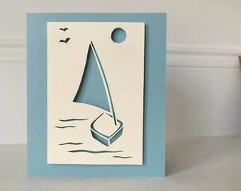 Little Sailboat