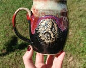Regal Lion Stein in Mysti...