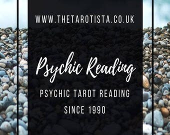 Two Questions Psychic Tarot Reading by Reader of 30 years experience