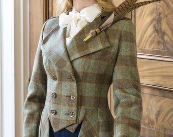 Lady Mary Jacket (Roseisle Tweed)
