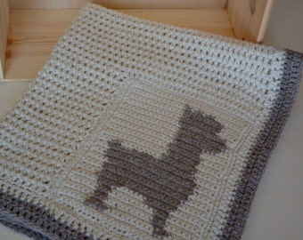 Crochet Baby cover, cover 100% Alpaca, birth Gift, special gift